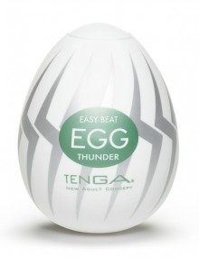 Tenga - Egg Thunder (1 Piece)