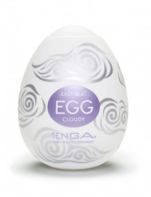 Tenga - Egg Cloudy (1 Piece)