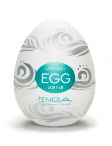 Tenga - Egg Surfer (1 Piece)