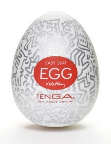 Tenga - Keith Haring Egg Party (1 Piece)