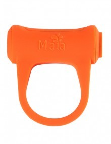 Maia Toys - Rechargeable Vibrating Ring Orange
