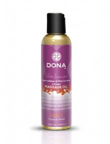 Dona - Scented Massage Oil Tropical Tease 110 ml