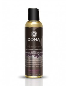 Dona - Kissable Massage Oil Chocolate Mousse 110 ml