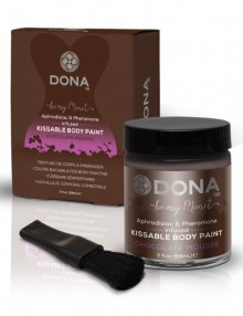 Dona - Body Paint Chocolate Mousse 60 ml
