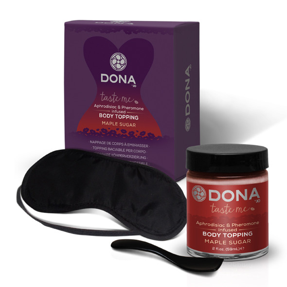 Dona - Body Topping Maple Sugar 60 ml