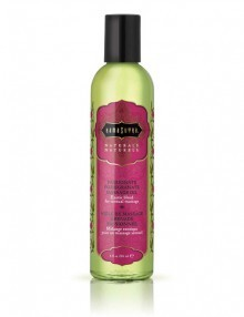 Kama Sutra - Naturals Massage Oil Pomegranate