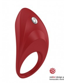 Ovo - B7 Vibrating Ring Red