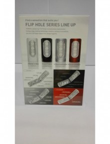 Tenga - Flip Hole Collection Flyer