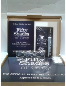 Fifty Shades of Grey - Retailer POS Kit