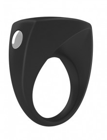 Ovo - B6 Vibrating Ring Black