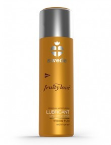 Swede - Fruity Love Lubricant Tropical Fruit Honey 100 ml