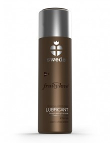 Swede - Fruity Love Lubricant Dark Chocolate 100 ml