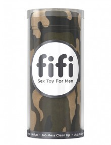 Fifi - Masturbator Camo With 5 Sleeves