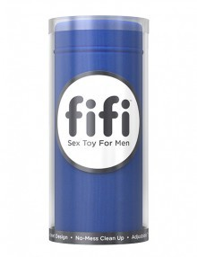 Fifi - Masturbator Blue With 5 Sleeves