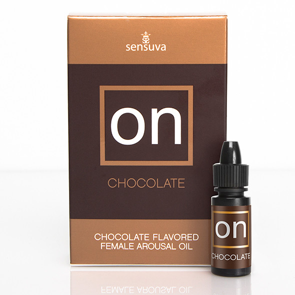 Sensuva - ON Arousel Oil for Her Chocolate 5 ml