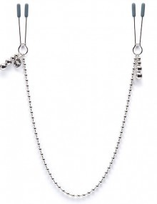 Fifty Shades of Grey - Darker At My Mercy Beaded Chain Nipple Clamps