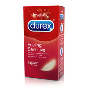 Durex - Feeling Sensitive Condoms 12 pcs
