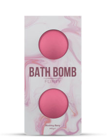 Dona - Bath Bomb Flirty Blushing Berry 140 gram