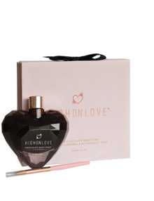 HighOnLove - Dark Chocolate Body Paint 100 ml