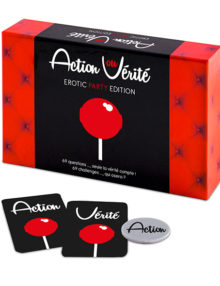 Action ou Verite Erotic Party Edition (FR)