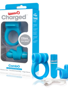 The Screaming O - Charged CombO Kit #1 Blue