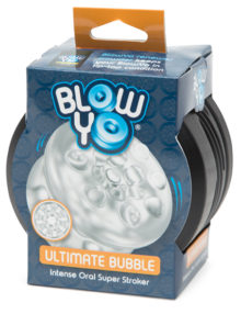 BlowYo - Intense Oral Super Stroker Ultimate Bubble