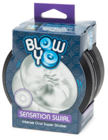 BlowYo - Intense Oral Super Stroker Sensation Swirl