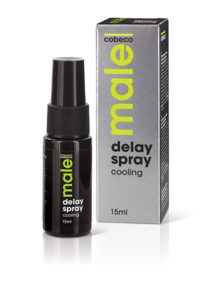 Male - Delay Spray Cooling 15 ml