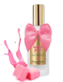 Bijoux Indiscrets - Bubblegum 2 in 1 Silicone Massage & Intimate Gel
