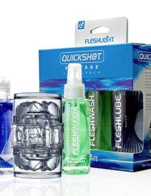 Fleshlight - Quickshot Vantage Combo Pack
