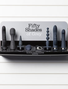 Fifty Shades of Grey Shelf Display excl. Testers