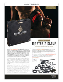 Master & Slave Edition Deluxe Flyer